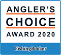 FishingBooker 2020 Angler's Choice Award